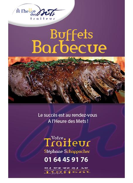 buffet et barbecue traiteur