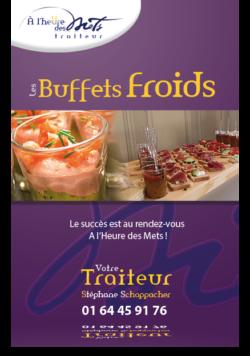 buffet froid traiteur