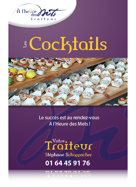 cocktail traiteur